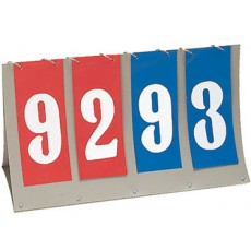 Champion Portable Flip Tabletop Scoreboard, FAS4