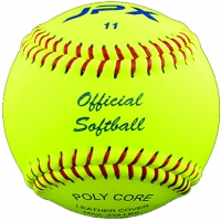 "Jaypro JPX-SB11 11"" Leather Softball"