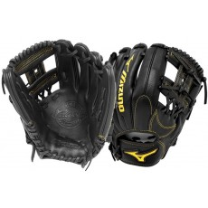 "Mizuno GCP66SBK Classic Pro Soft Baseball Glove, 11.5"""