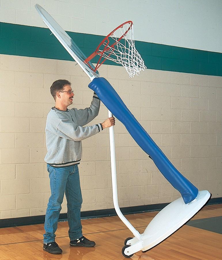 Bison Ba803 Playtime Elementary Portable Basketball Hoop