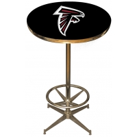Atlanta Falcons NFL Pub Table