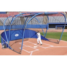 Jaypro Big League Professional Portable Batting Cage, BGLC-7500