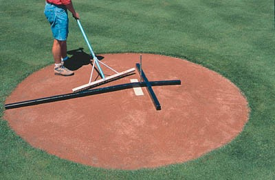 Big League Baseball Pitching Mound Builder High School Model