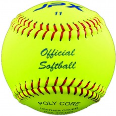 "Jaypro JPX-SB11 11"" Leather Softball"
