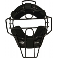 Diamond iX3 Ultra-lite Umpire Facemask, Black