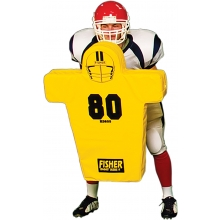 Fisher Man Shaped Football Blocking Shield, HD800