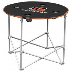 Cincinnati Bengals NFL Pop-Up/Folding Round Table