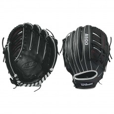 Wilson A500 WTA05RB17125 YOUTH Baseball Glove, 12.5""