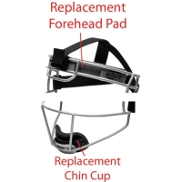 Schutt Replacement Fielder's Guard Set