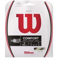 Wilson NXT 16/1.30mm Tennis String, 40'
