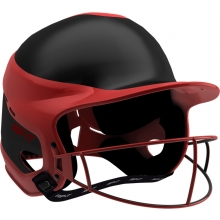 Rip-It SMALL/MED Vision Pro Away Fastpitch SoftballBatting Helmet, VISJ-XA