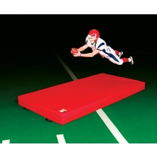 "Fisher LM812 Football Landing Mat, 6'W x 12'L x 8""H"