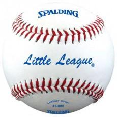 Spalding Official Little League Baseballs, 41-008, dz