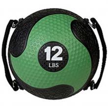 Champion SMD12 Rhino Ultra Grip Medicine Ball, 12 lbs