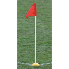 Champion set/4 Universal Soccer Corner Flags, SCF40