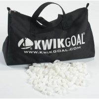 Kwik Goal 10B3001 Kwik Lock Soccer Net Clips, Pack of 500