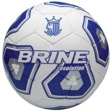 Brine SBEVOF4-OSZ Evo Futsal Ball, Official Size, White