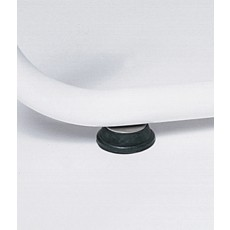 Jaypro set of 4 Universal Floor Protector Kit for Player Benches