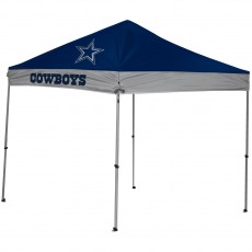 Dallas Cowboys NFL 9x9 Straight Leg Canopy