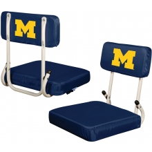 Hardback Stadium Bleacher Seat, University of Michigan, Wolverines