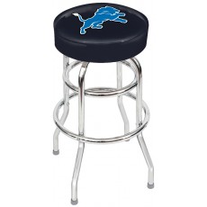"Detroit Lions NFL 30"" Bar Stool"