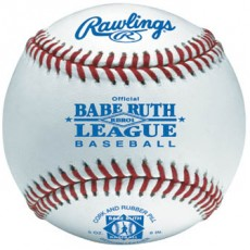 Rawlings RBRO1 Babe Ruth Competition Baseballs, dz