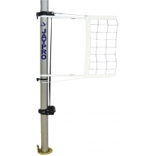 Jaypro PVB-13U Multi-Purpose Volleyball Uprights, Pair
