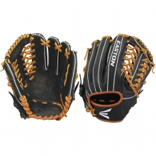 "Easton 11.75"" Game Day Baseball Glove, GMDY 1175BKTN"