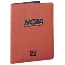 Wilson NCAA Solution Basketball Notepad