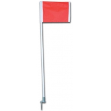 Champro Deluxe Official Soccer Corner Flags w/ Spring, set of 4
