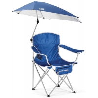 SKLZ Sport-Brella Folding Chair with Umbrella