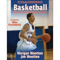 Coaching Basketball Successfully 3rd Ed., Book