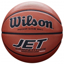 "Wilson Jet Men's 29.5"" Competition NFHS Basketball"