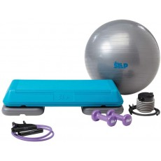 Step Body Fusion Home Fitness Training Package