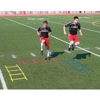 Kwik Goal Soccer Mini Speed Ladder, 16A2201