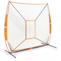 BOWNET Strike Zone Pitching Aid Attachment