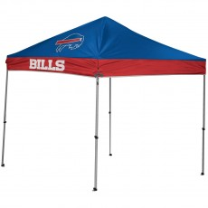 Buffalo Bills NFL 9x9 Straight Leg Canopy