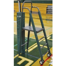 Jaypro VRS-8000 MEGA-REF Volleyball Referee Stand