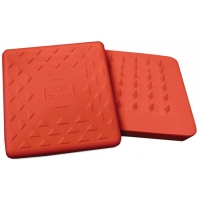 Soft Touch T15-O T-Series Turf Base, ORANGE