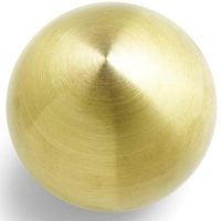 Gill 3594 Brass Shot Put, 4K (95mm)