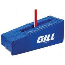 Gill 715V Angled Pole Vault Base Pads