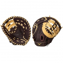 "Mizuno 12.5"" Franchise First Base Mitt, GXF90B2"