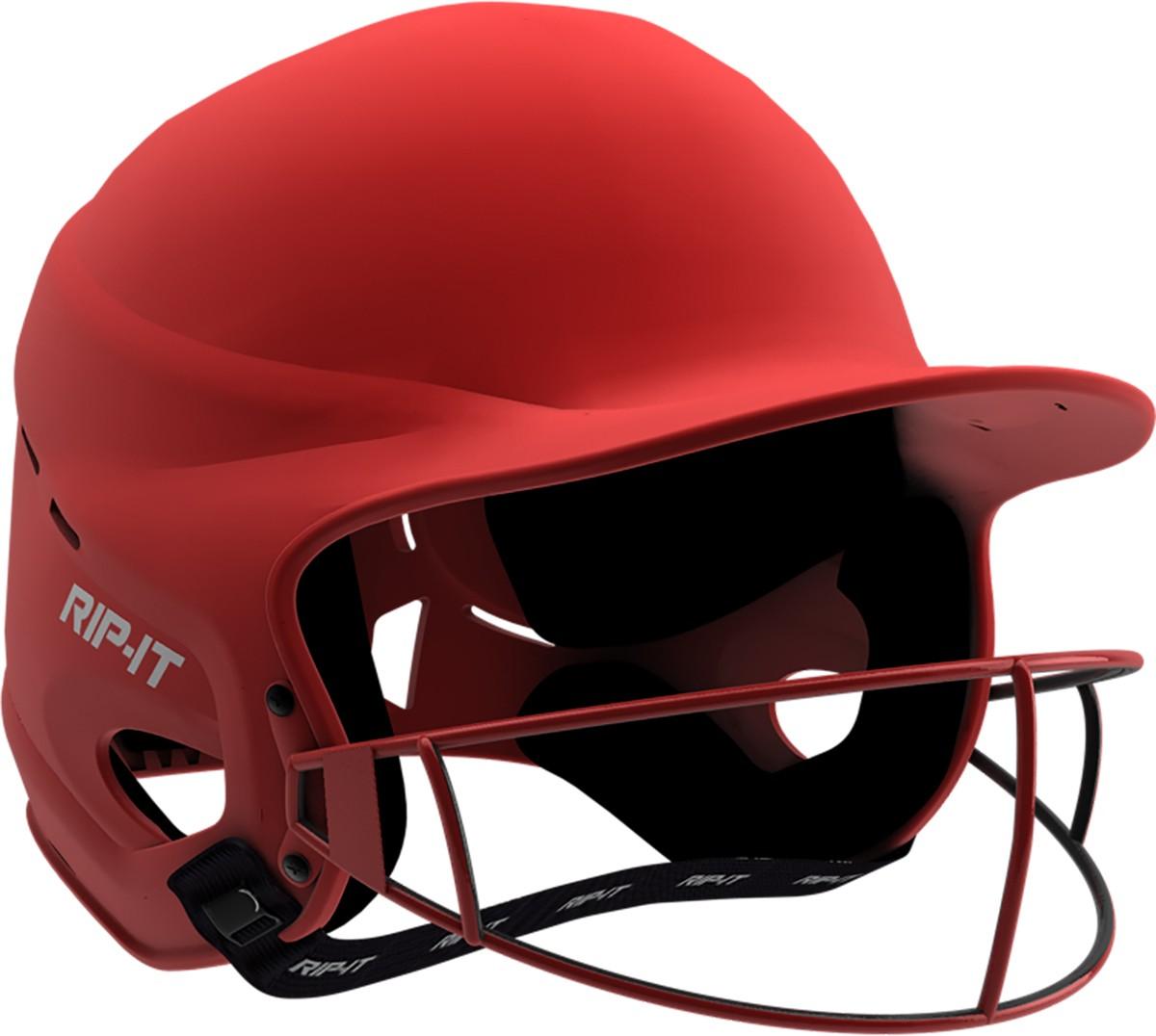 Rip-It Fastpitch Batting Helmet, MATTE, SMALL/MED