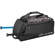 "Easton Hybrid Backpack/Duffle-Black, A159025, 10""H x 24""W x 10""D"