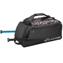 Easton Hybrid Backpack/Duffle-Black