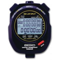 Seiko S141 300 Lap Memory Aquatic Stopwatch