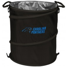 Carolina Panthers NFL Collapsible 3-in-1 Hamper/Cooler/Trashcan