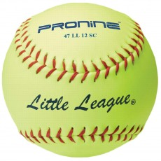Pro Nine 47 LL 12 SC Little League Synthetic Fastpitch Softball, 12""