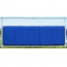 Baseball / Softball Backstop Protective Padding, 3'H x 10'L
