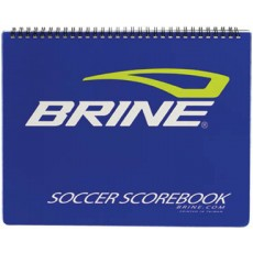 Brine Soccer Scorebook